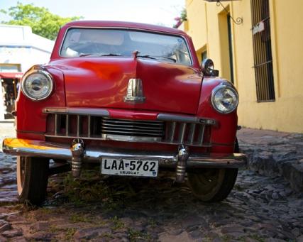 Roadtrip Uruguay