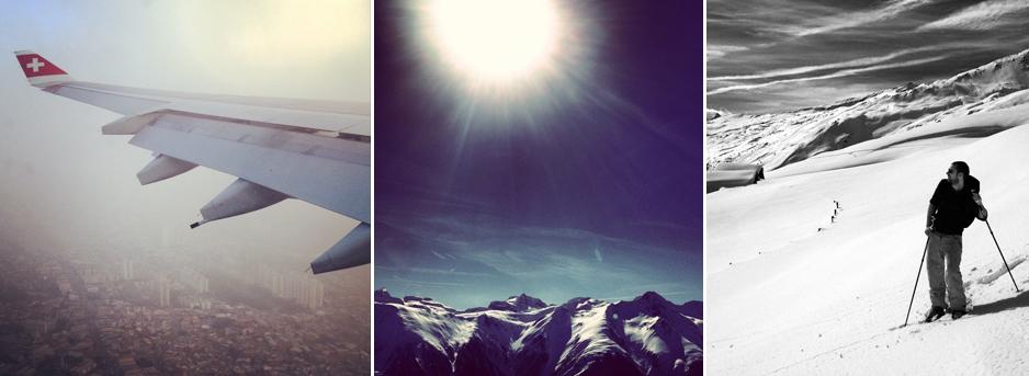 Winterwonderland Schweiz