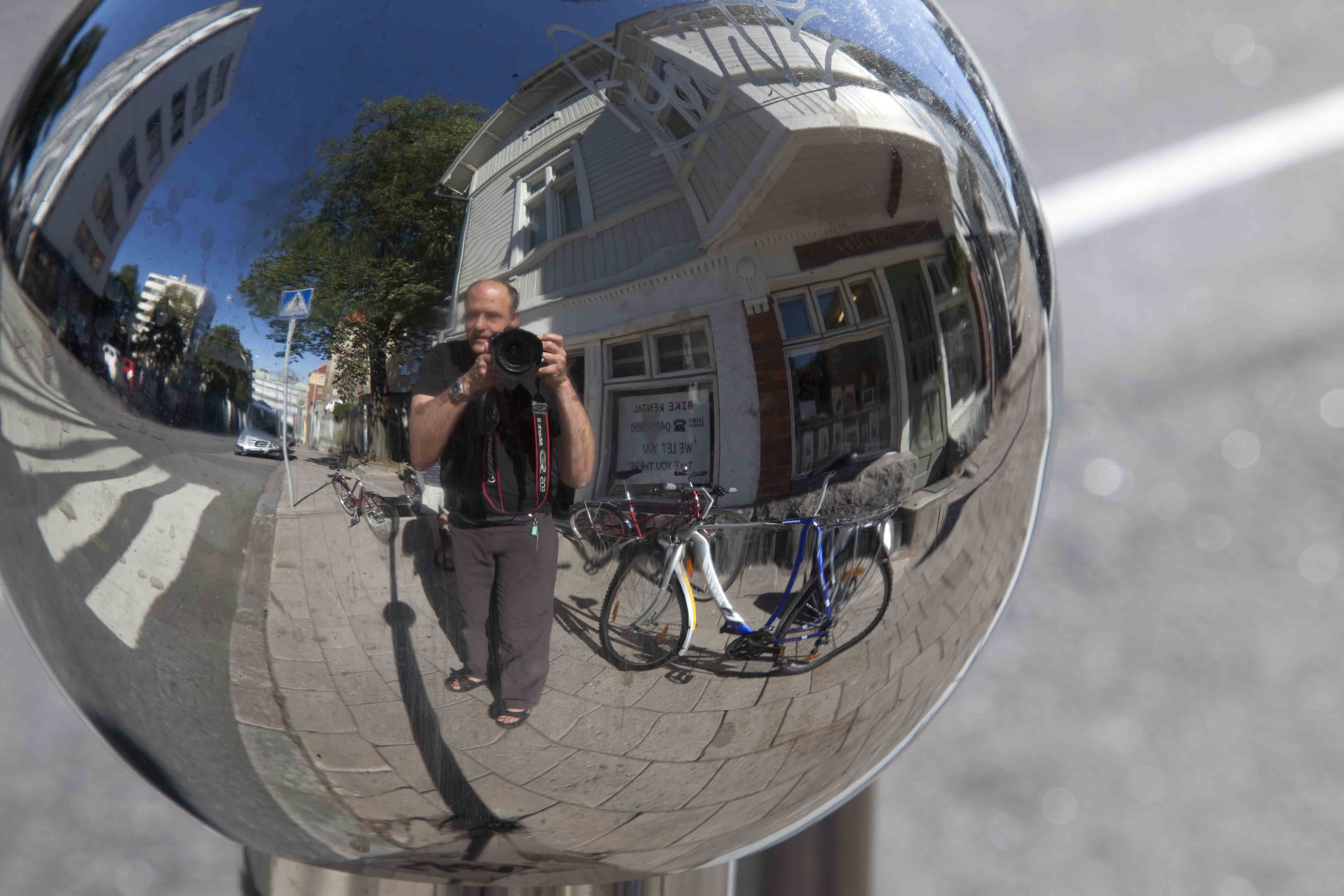 Robert Fishman Selfie