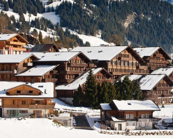 Hotel Steigenberger Gstaad-Saanen