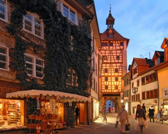 A Primer on Shopping and Sightseeing in Konstanz