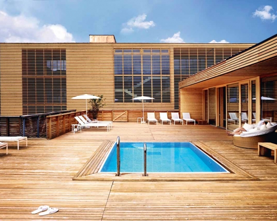 Design Hotel und Wellnessoase