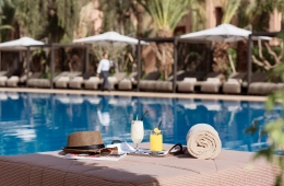 Mövenpick Hotel Mansour Eddahbi Marrakech. Photo by Alan Keohane www.still-images.net
