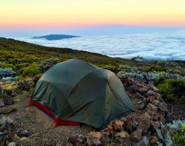 La Reunion Camping mit eigenem Zelt 01