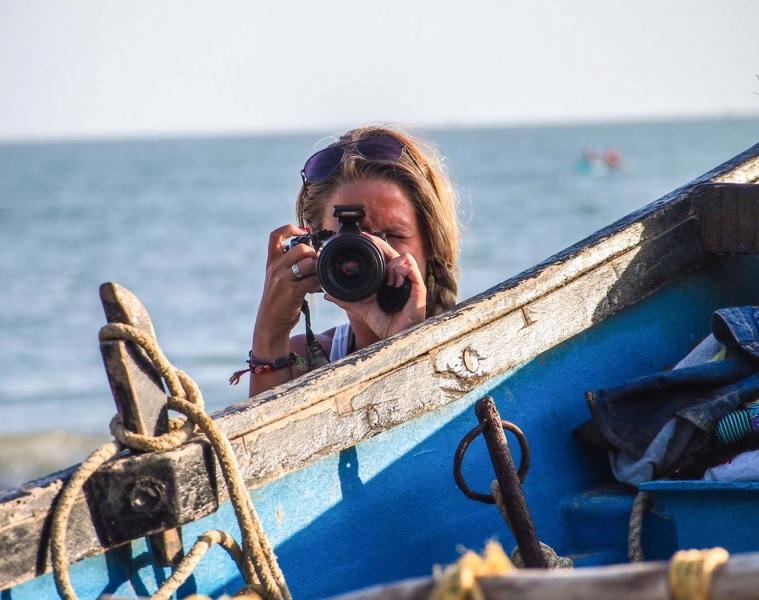 Olivia Gadient Reisen Fotografie Meer