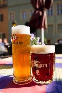 Biergarten Rothenburg