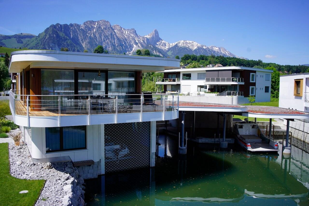 Villa thunersee