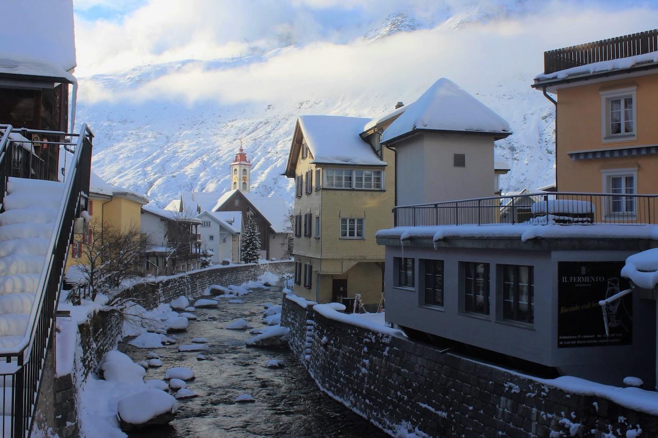 Andermatt Dorf (2)