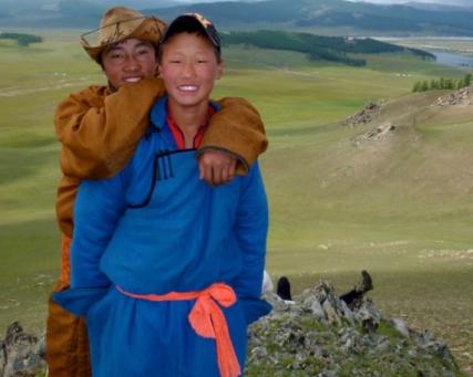 """Die magische Anziehungskraft """"Mongolei"""""""