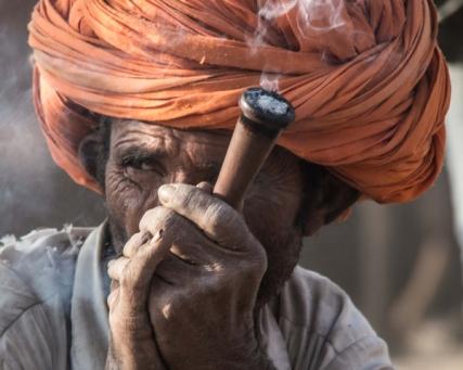 Die Pushkar Kamelmesse – ein unvergessliches Erlebnis für alle Sinne