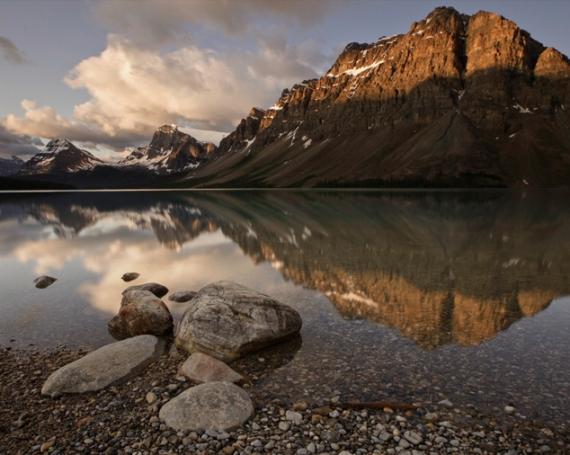 Berge im Wandel – Die Kanadischen Rocky Mountains