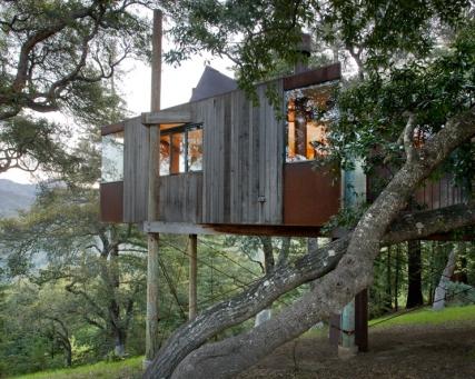 10 Baumhaus-Unterkünfte von Kanada bis Patagonien