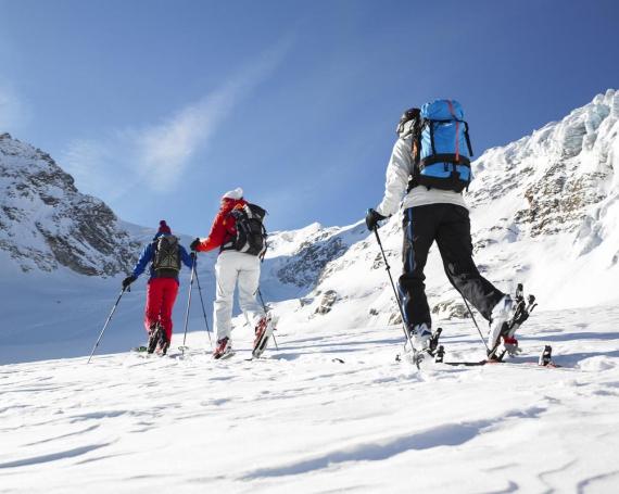 Montafon – Winteraktivitäten