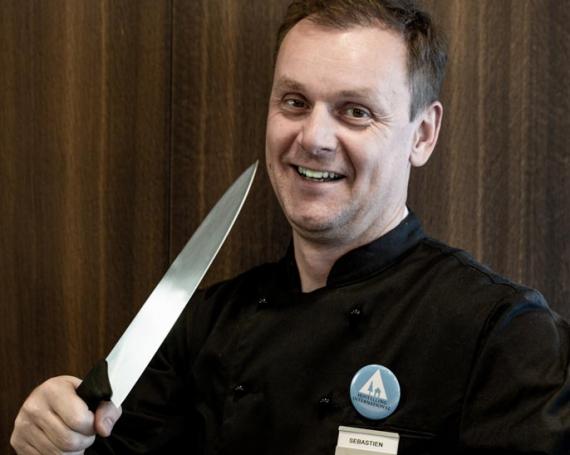 """Im Gespräch: Sébastien Kohler """"Le Chef"""""""