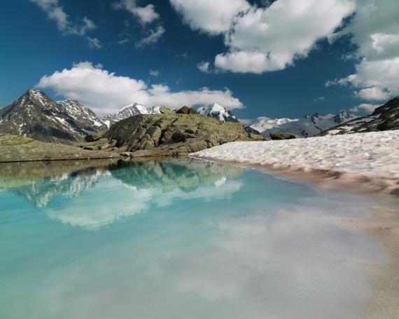 Lebensraum Alpen