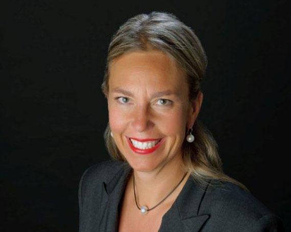 Unsere Gesandte: Marion Weichelt Krupski