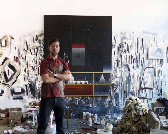 Kunst in Leipzig: Titus Schade