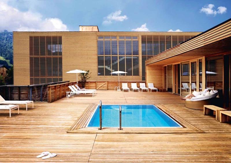 Design hotel und wellnessoase globesession reisemagazin for Designhotel vorarlberg