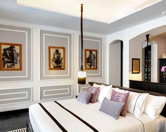 Das beste Hotel von Bangkok