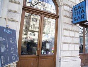Gute Cafés in Wien: Balthasar Kaffee Bar