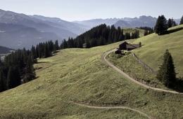 Ferien auf der Alp Rona Praettigau –  12