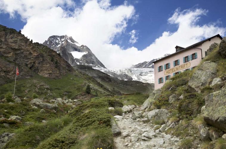 Wanderung Tipp Zermatt Trifthuette – 10