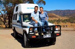 Weltreise mit eigenem Fahrzeug – 11