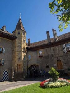Grand Tour Schloss Murten