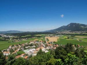 Aussicht von Gruyères