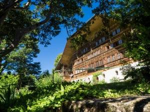 Das grösste Chalet der Schweiz