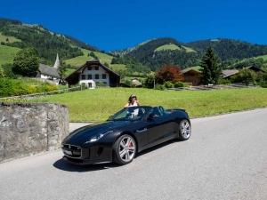Jaguar von Hertz