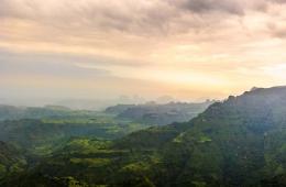 Natur Reisen Aethiopien