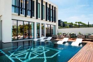 Villa Diyafa Pool