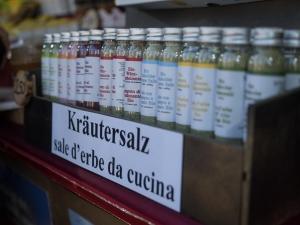 Spezialitäten am Meraner Weihnachtsmarkt