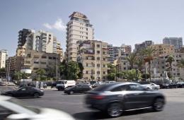 Städtetrip Beirut: Hochhäuser und Verkehr