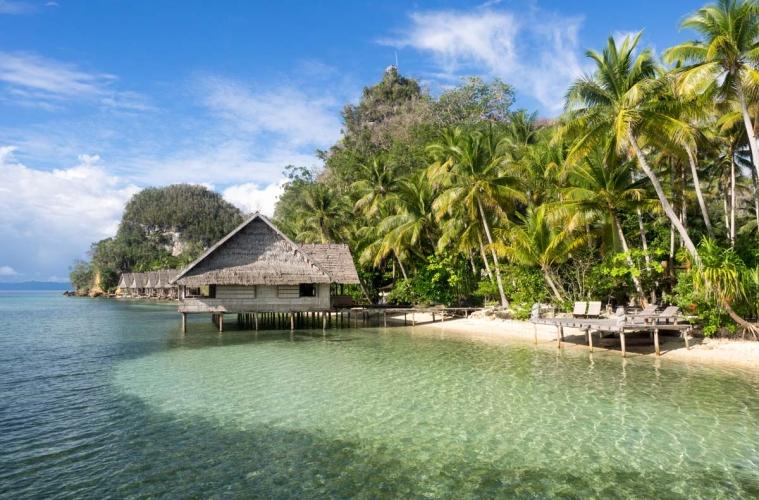 Tauchen Raja Ampat Pulau Pef