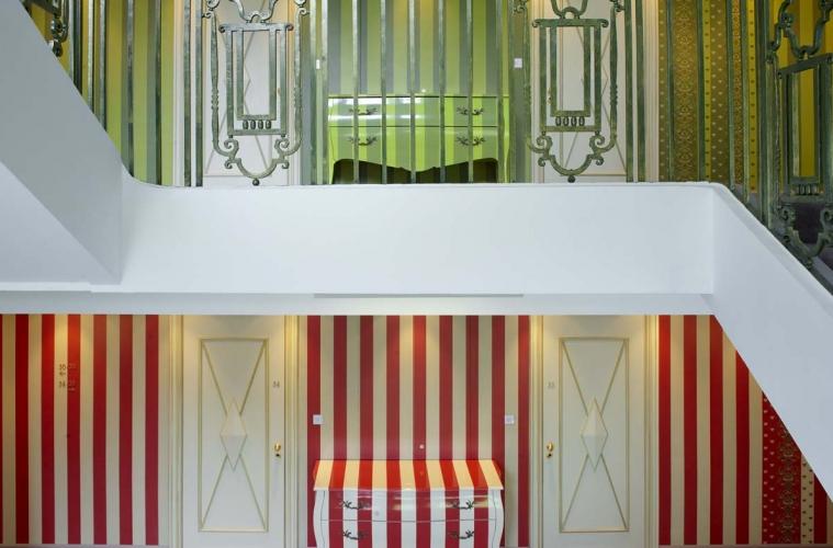 Hotel Carlton St. Moritz Luxushotel 11