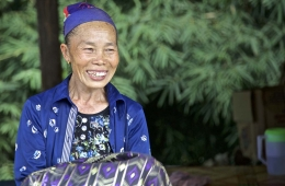 Laos Vang Vieng nach Luang Prabang 13
