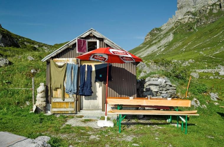 The Swiss Alphuette