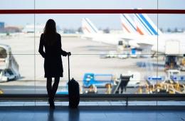 Pflegeprodukte Flug Langstrecke