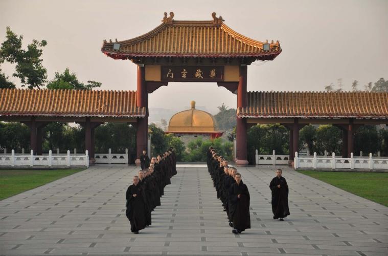 Kloster Ferien Taiwan 10
