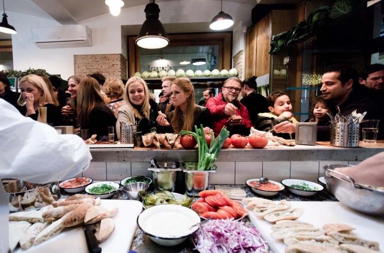 Miznon Wien beste Restaurants