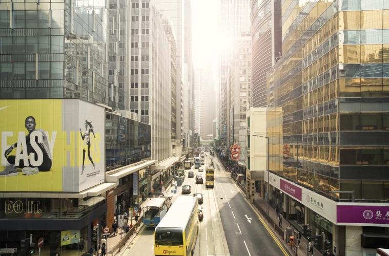 Hong Kong Tipps 24 Stunden Hotel Restaurant Aktivitaeten Strasse und Wokenkratzer
