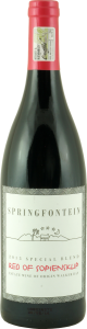 Springfontein_Red of Sopiensklip, 75cl