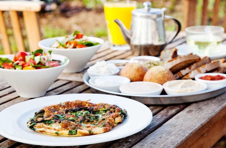 Meshek Barzilay Restaurant Tel Aviv Vegetarisch 6