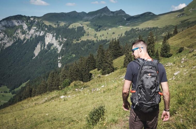 Wanderrucksack Deuter Transalpine 32 im Test 1