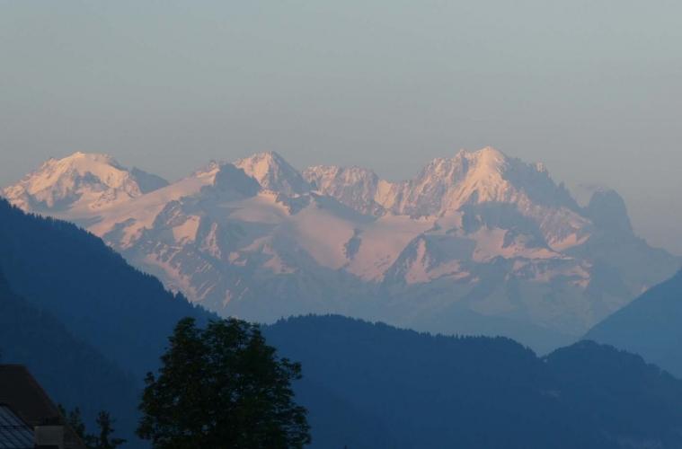 Villars_2 Mont Blanc Massiv