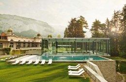 Hotel Flims Waldhaus Luxushotel Graubuenden 9