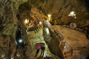 Moulins souterrains bei Le Locle