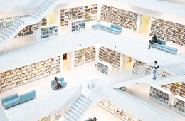 Bibliothek Suttgart